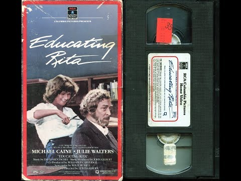 connectYoutube - Opening to Educating Rita 1984 VHS [True HQ]