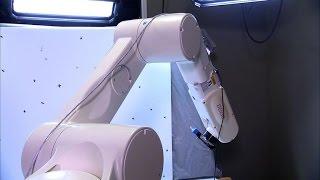 I, 3D camera robot