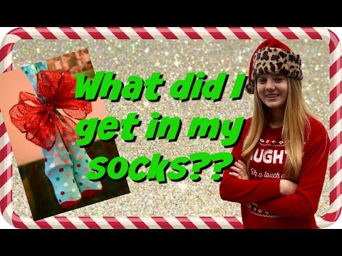 connectYoutube - CHRISTMAS 2017 PARTY SOCK EXCHANGE    CHEER VLOG    Taylor and Vanessa