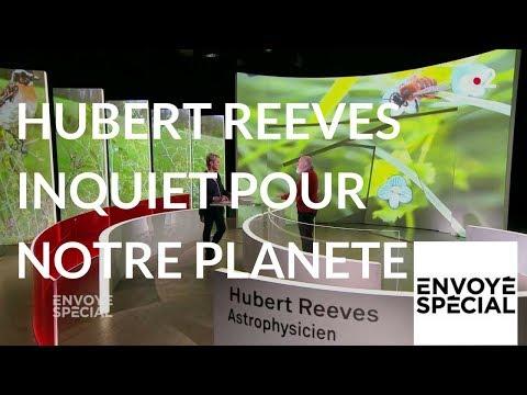 nouvel ordre mondial | Envoyé spécial. Hubert Reeves, inquiet pour notre planète - 3 mai 2018 (France 2)