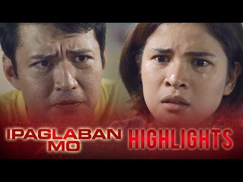 Baste tells Dinah about Glen's assault | Ipaglaban Mo