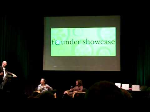 Elon Musk interview by Sarah Lacy + TheFunded FounderShowcase (Part 3 of 3)