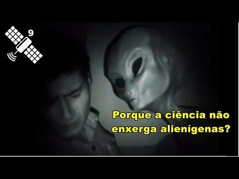 Porque a ciência não enxerga alienígenas
