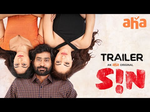 SIN Trailer | Thiruveer | Deepti Sati | Jeniffer Piccinato | An aha original | Streaming Now