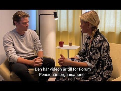 Hälsning till Forum Pensionärsorganisationer ifrån Hravn Forsne,  ord. i nämnden för Vård & Omsorg