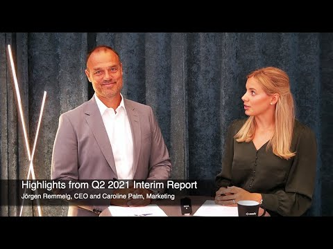 XMReality 2021 Q2 Interim Report