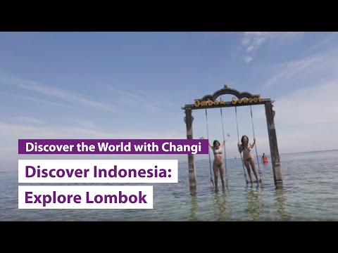 Discover: Lombok