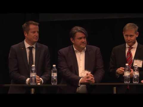 SKYDD 2016 Invigningsdebatt - Nytt säkerhetsläge i Sverige - hur påverkar det samhället?