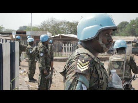 Cascada de condenas tras el ataque contra la capital de la República Centroafricana