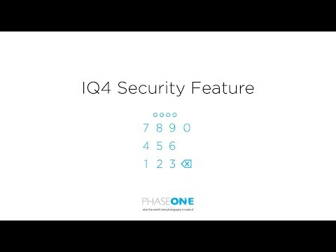 Education I IQ4 Security Feature | Phase One