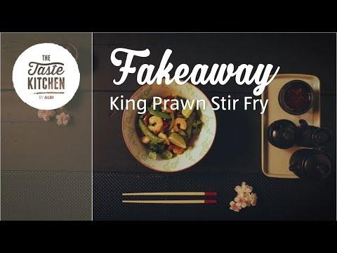 Fakeaway - King Prawn Stir Fry