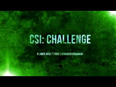 Teambuilding: CSI Challenge