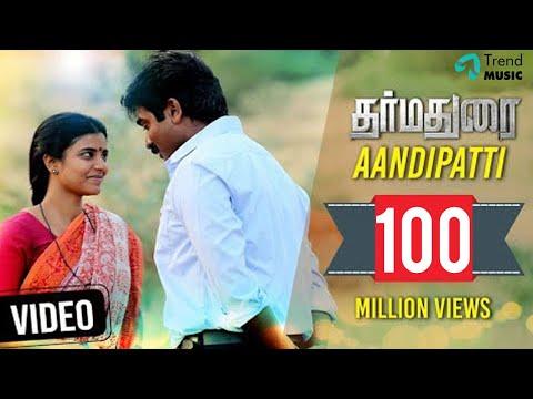 Aandipatti Video Song With Lyrics, Dharmadurai Movie Song