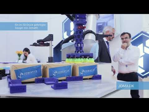 Einfach automatisieren: Universal Robots auf der Motek 2017