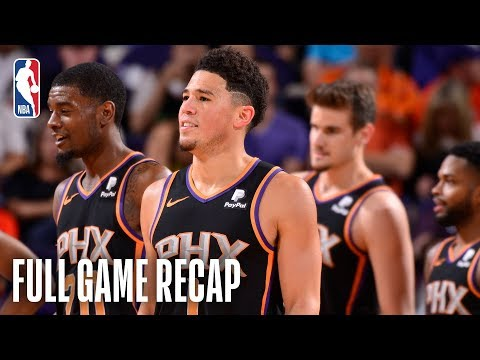 GRIZZLIES vs SUNS | Devin Booker Goes For 48 Against Memphis | March 30, 2019