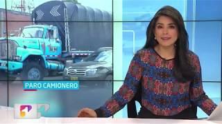 Habrá paro de camiones de carga en Bogotá