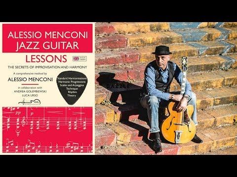 "Alessio Menconi - ""The secrets of improvisation and harmony"""