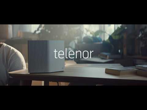 Alltid WiFi | Telenor Bredbånd og Fiber
