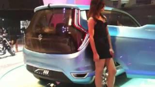 Maruti Suzuki R3 concept at 2012 Auto Expo