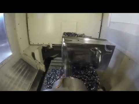 DMC 55H duoBLOCK eco -- Horizontal Machining Center