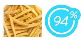 Игра 94% Картинка Жареная картошка фри   Ответы на 11 уровень игры.