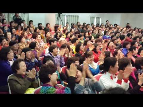 대한민국 웃음치료  이광재박사 웃음행복 특강