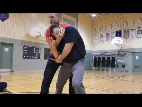 Reality of Knife Attacks Drill