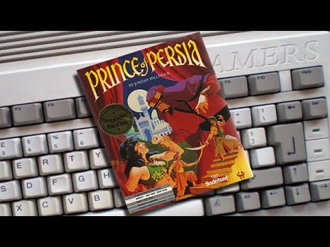 Amigamers #41 Prince of Persia #Amigamers T.V.