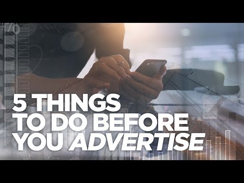 5 Things To Do Before You Advertise: The Lead Magnet with Frank Kern photo