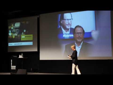 Pia Anderberg: Utmaningar och möjligheter för ledarskap och organisation i en digital transformation