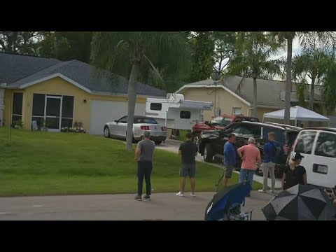 Live: FBI at Brian Laundrie's home, FOX News reports