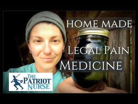 Make Pain Medicine Cheap and Easy: Mullein the Legal Pain Killer