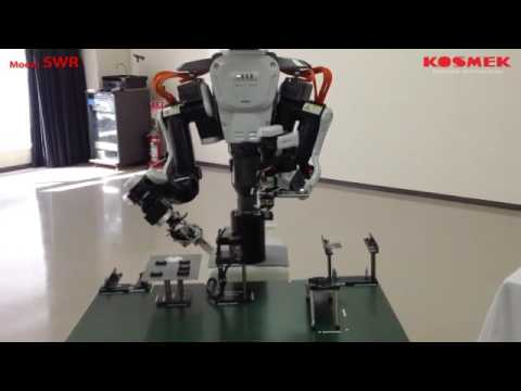 SWR with human robot