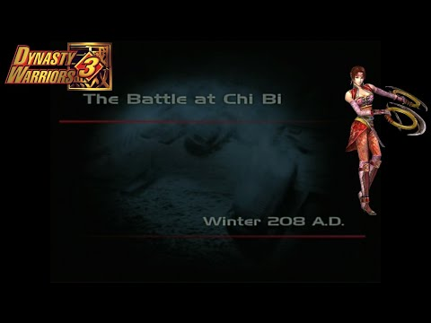 Dynasty Warriors 3 - Sun Shang Xiang - The Battle at Chibi