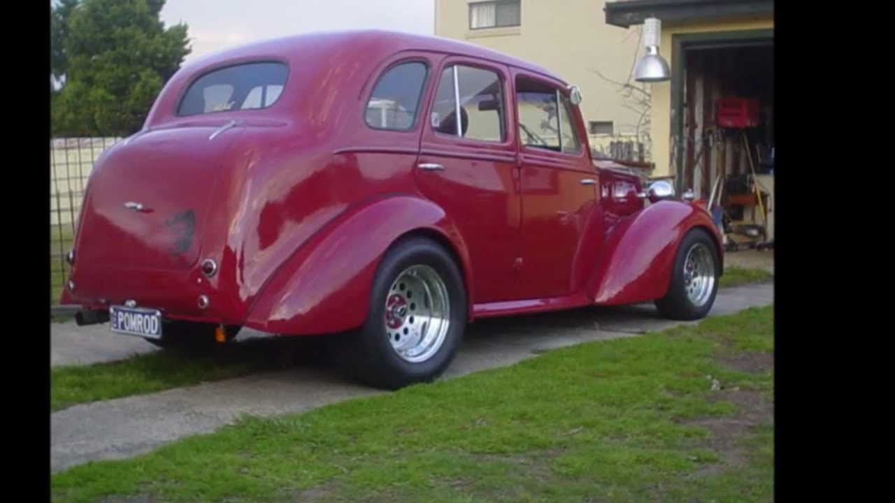 Supercharged 202 Vauxhall, the rebuild of my 1948 Vauxhall street rod. Looking for a grill