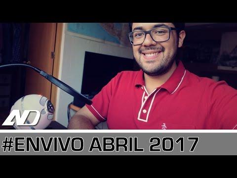 #EnVivo Abril 2017 - AutoShow de NY, mi universidad, mi relación con Seat y más