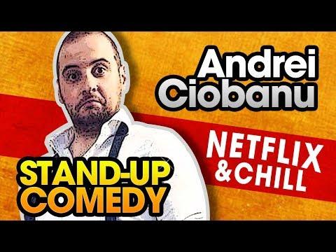 connectYoutube - Andrei Ciobanu - Primul film într-o relație (stand-up comedy)