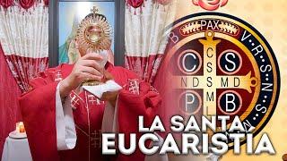 LA SANTA MISA (Viernes 5 de Junio) - Padre Bernardo Moncada