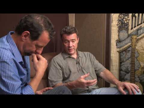 Mike Marshall Interviews Edgar Meyer at RockyGrass 2016