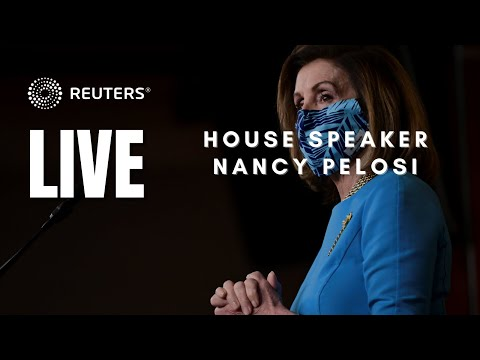 LIVE: House Speaker Nancy Pelosi speaks as Congress seeks to ward off government shutdown
