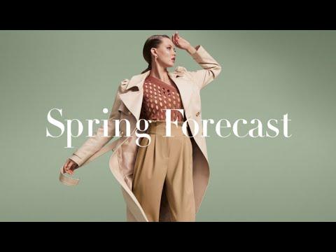 riverisland.com & River Island voucher code video: Spring Forecast 2020 // Make Spring Your Thing // River Island