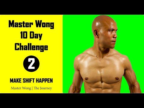 Master Wong | 10 day Challenge Day 2 | Make Shift Happen