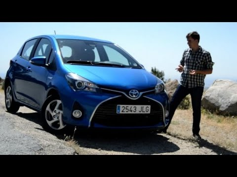 Toyota Yaris HSD - Prueba en Portalcoches