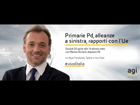 #vivalitalia con Matteo Richetti