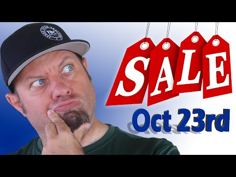 Ham Radio Shopping Deals for October 23rd