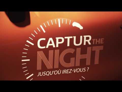 RENAULT - Captur the night - Bilan