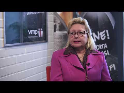 VMP Työntekijätarina: Anne Vilen