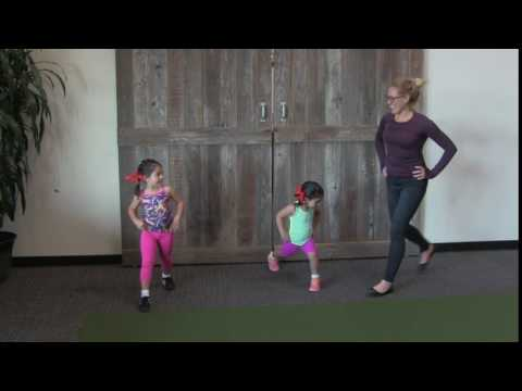 Classroom Stretches For Healthy Kids - Clip #1