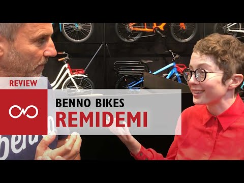 Benno's Newest Creation | Eurobike Report 2019