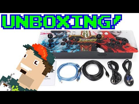RECREATIVA CON 800 JUEGOS!! || UNBOXING